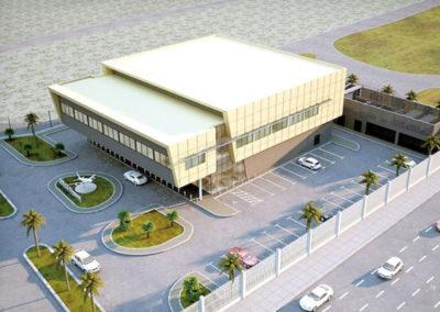 ATC Tower - Bahrain International Airport