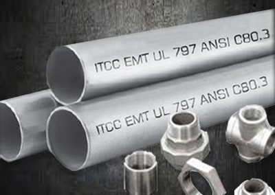 EMT & GI Conduits Accessories