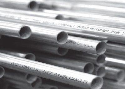 Electrical Metallic Tubing – EMT